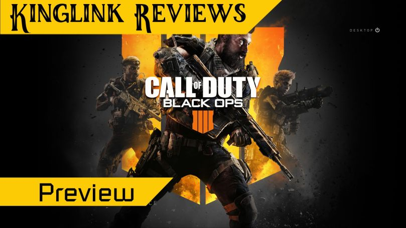 Blops 4 eview